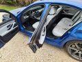 BMW M5 2016 - tapicer samochodowy Alcantara custom interior 4DRIVE
